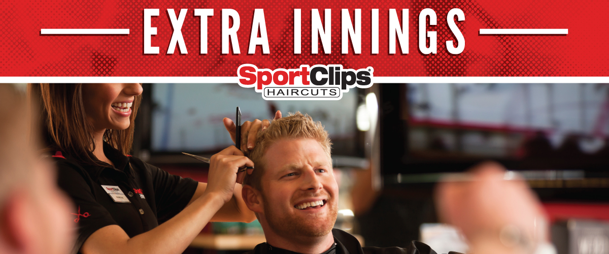 The Sport Clips Haircuts of Franklin - 27th and Rawson Extra Innings Offerings