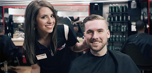 Sport Clips Haircuts of Franklin - 27th and Rawson​ stylist hair cut
